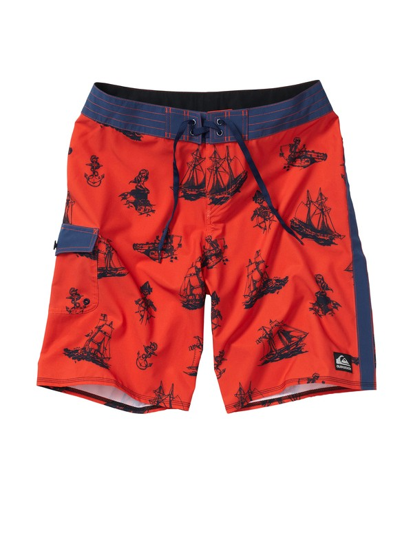 0 SQUALLS  AQYBS00051 Quiksilver