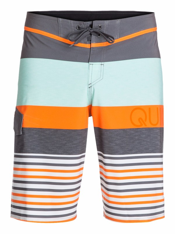 """0 Lean And Mean 21"""" Boardshorts  AQYBS03027 Quiksilver"""