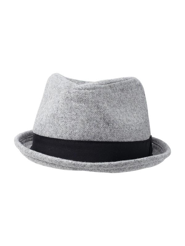 0 Soho Fedora Hat  AQYHA00062 Quiksilver