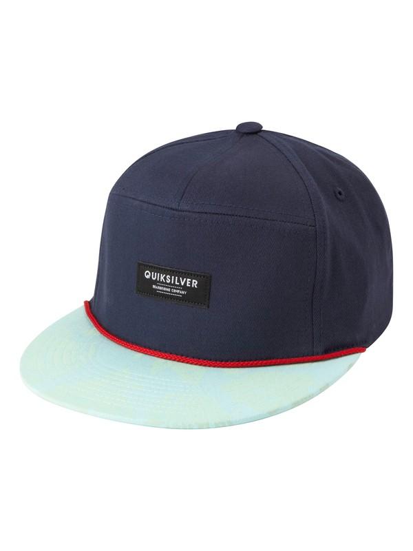 0 London Flexfit Hat  AQYHA03004 Quiksilver