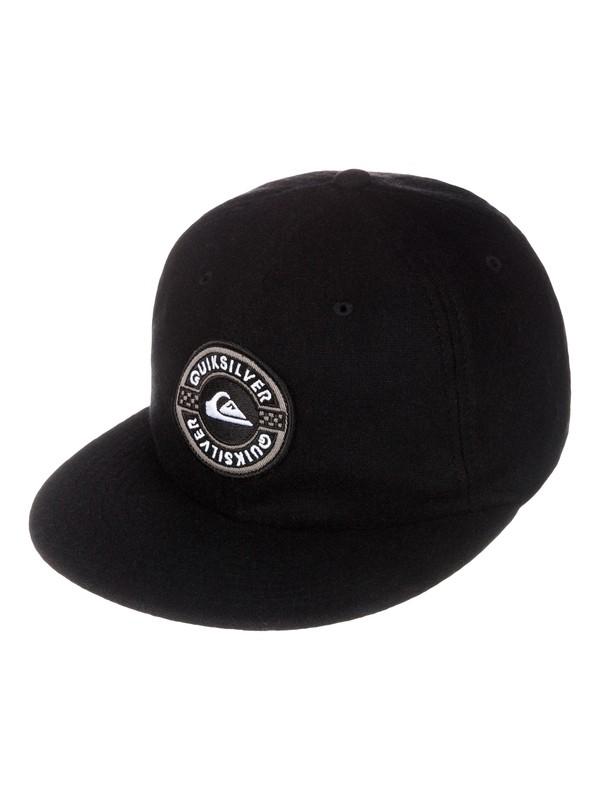 0 Sight Flexfit Hat  AQYHA03071 Quiksilver