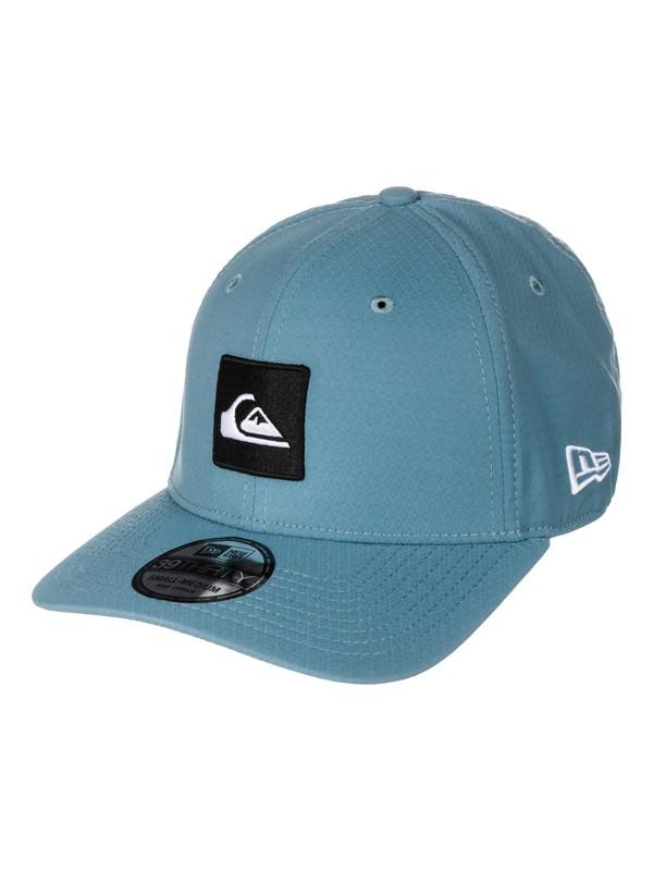 0 The Amphibian New Era Hat  AQYHA03095 Quiksilver