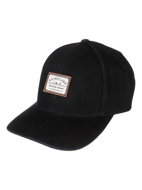 0 Vessel - Relaxed fit cap  AQYHA03137 Quiksilver
