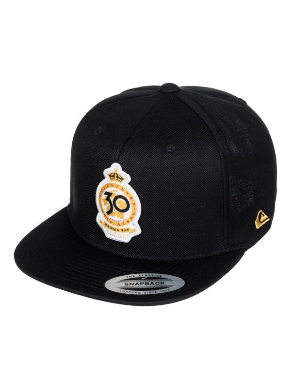 0 Eddie Would Go Snapback Hat  AQYHA03238 Quiksilver