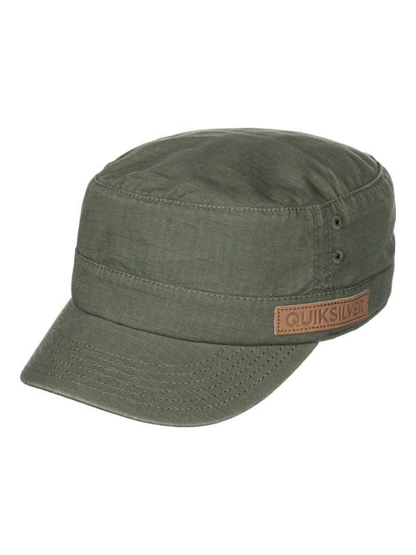 0 Putty - Cappello militare  AQYHA03278 Quiksilver