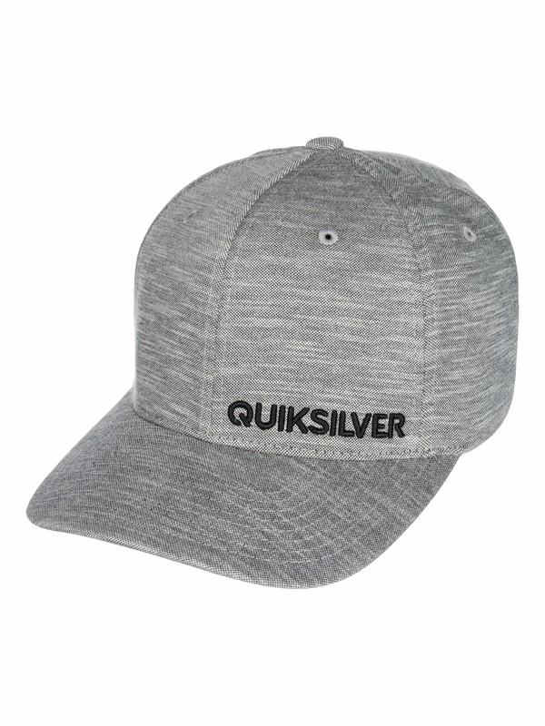 0 Blindsided Flexfit Hat  AQYHA03286 Quiksilver
