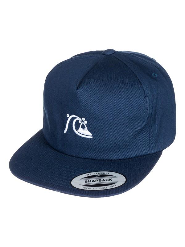 0 Gordy Strapback Hat  AQYHA03293 Quiksilver