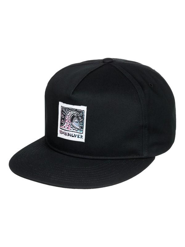 0 Festival Snapback Hat  AQYHA03299 Quiksilver