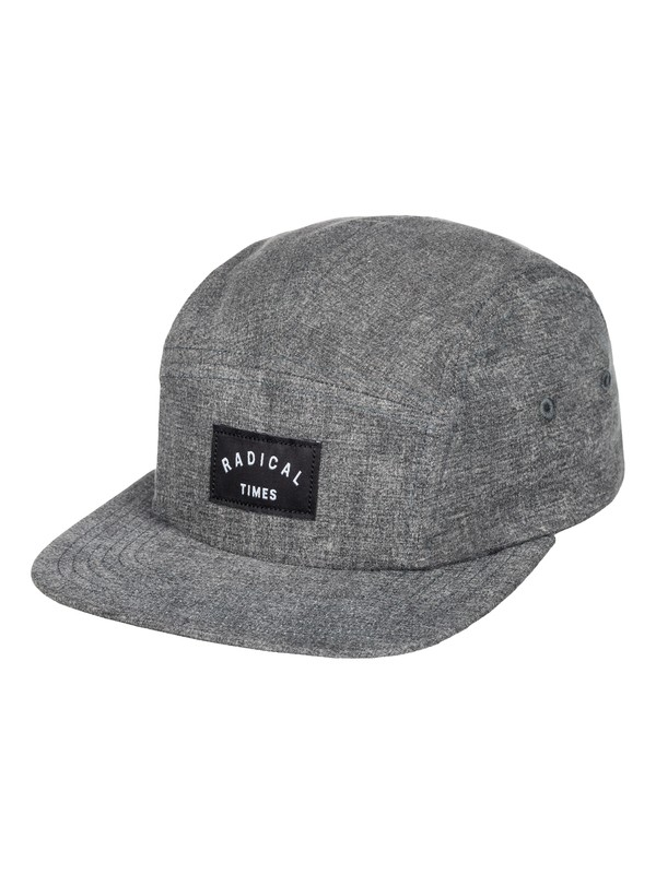 0 Stay Radical Camper Hat  AQYHA03359 Quiksilver