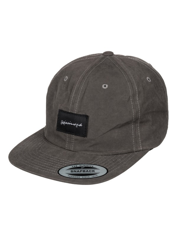 0 Ghetto Swill - Snapback Cap  AQYHA03544 Quiksilver