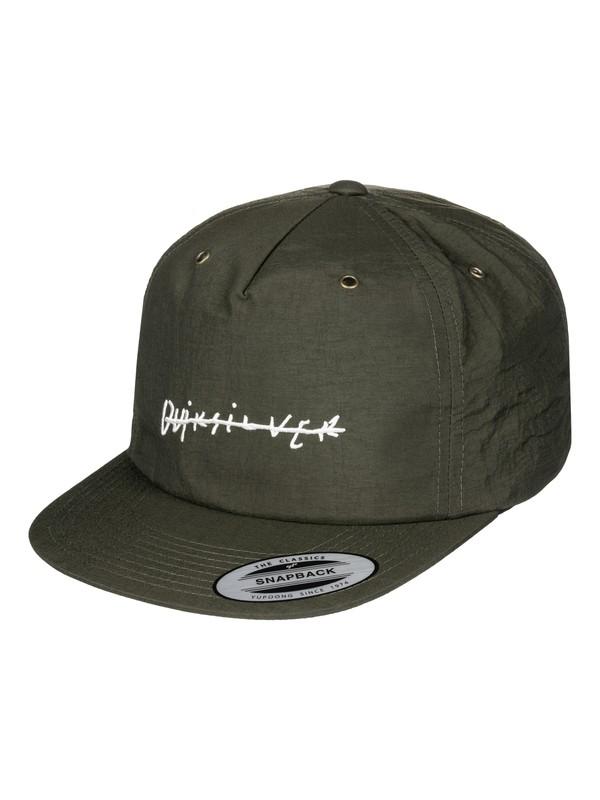 0 Barstool - Snapback Cap  AQYHA03549 Quiksilver