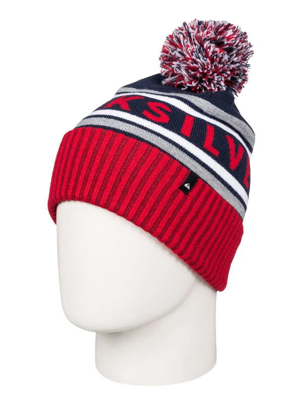0 Spillage - Bobble Hat  AQYHA03562 Quiksilver
