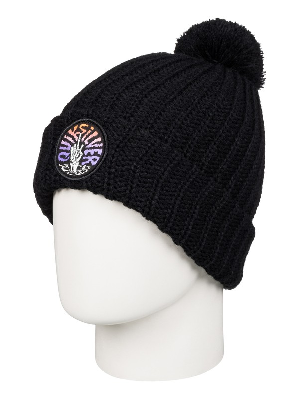 0 Roudy - Bobble Hat  AQYHA03566 Quiksilver