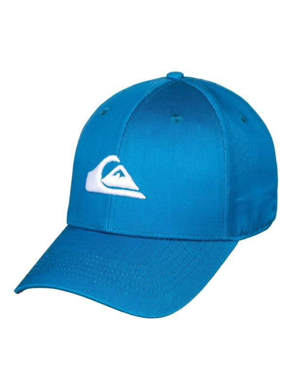 0 Decades - Snapback Cap Blue AQYHA04002 Quiksilver