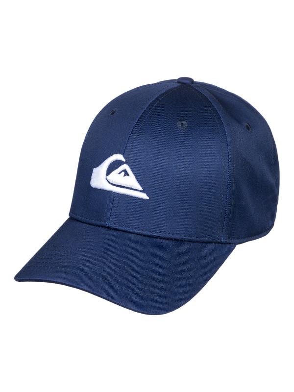 0 Decades - Snapback Cap for Men Blue AQYHA04002 Quiksilver