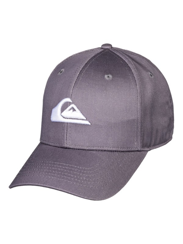 0 Decades - Snapback Cap Black AQYHA04002 Quiksilver
