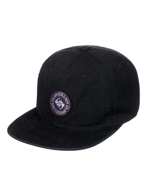 0 Close Caller Baseball Hat  AQYHA04010 Quiksilver