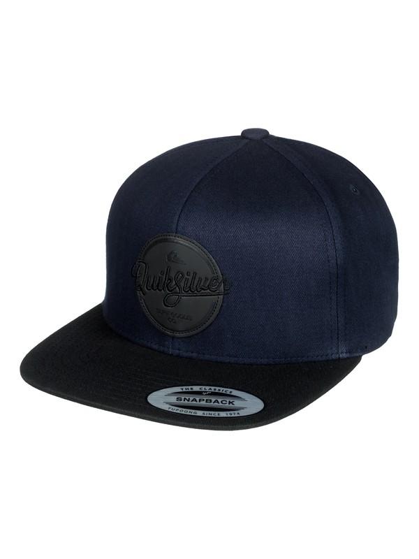 0 Frocker Snapback Hat  AQYHA04067 Quiksilver