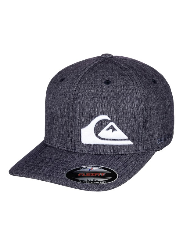 0 Final Flexfit® Hat Blue AQYHA04120 Quiksilver