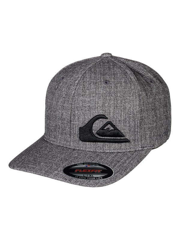 0 Final Flexfit® Hat Black AQYHA04120 Quiksilver