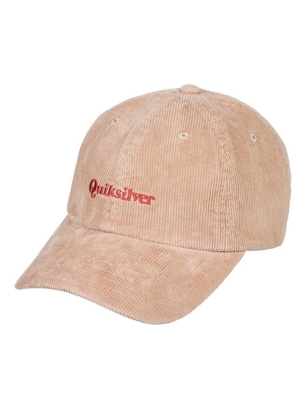 0 Lawn Bowler - Strapback Cap for Men Beige AQYHA04154 Quiksilver