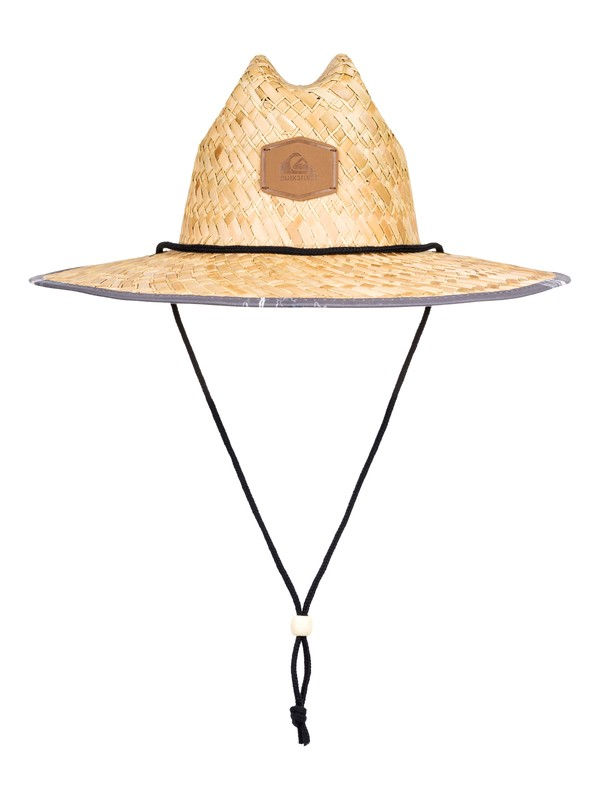 0 Outsider Straw Lifeguard Hat  AQYHA04169 Quiksilver
