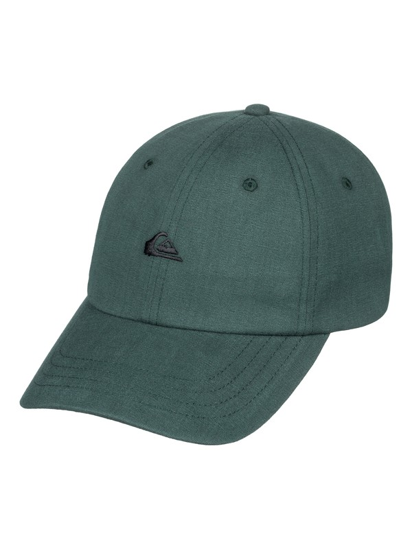 0 Papa - Strapback Cap for Men Green AQYHA04195 Quiksilver