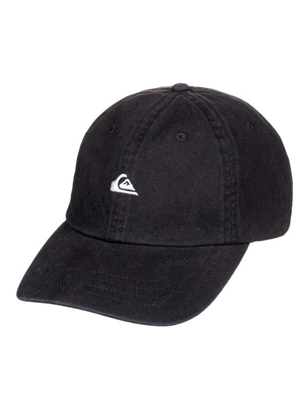 0 Papa Baseball Hat Black AQYHA04195 Quiksilver