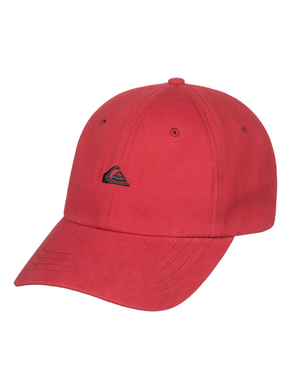 0 Papa Baseball Hat Red AQYHA04195 Quiksilver