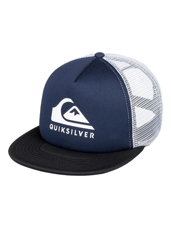 0 Foamslay - Trucker Cap for Men  AQYHA04196 Quiksilver