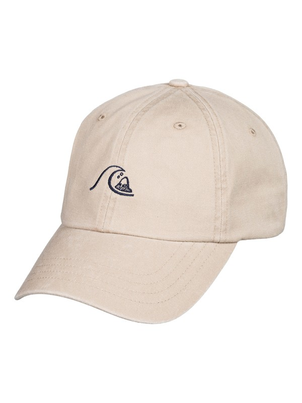 0 Rad Bad Dad Hat Brown AQYHA04374 Quiksilver
