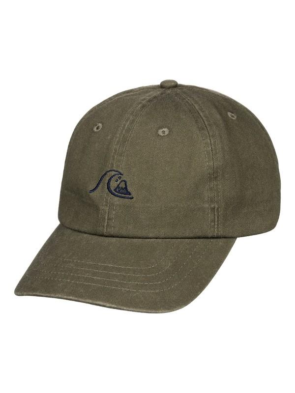 0 Rad Bad Dad Hat Brown AQYHA04374 Quiksilver