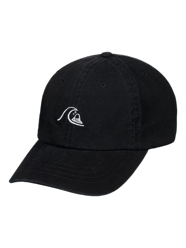 0 Rad Bad Dad Hat Black AQYHA04374 Quiksilver