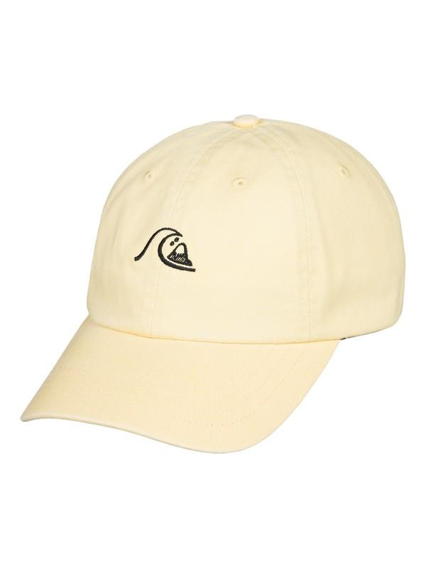 0 Rad Bad Dad Hat Yellow AQYHA04374 Quiksilver