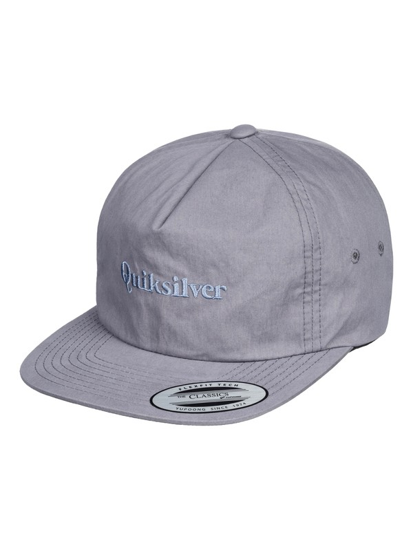0 Days On End Snapback Cap Black AQYHA04375 Quiksilver