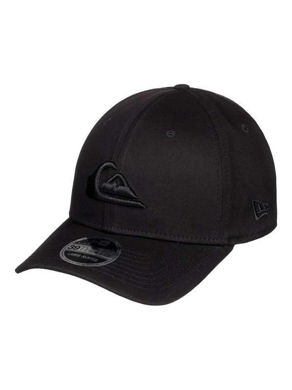 0 Chompers Snapback Cap Black AQYHA04387 Quiksilver