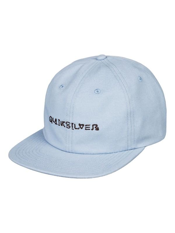 0 Starski Baseball Hat Blue AQYHA04407 Quiksilver