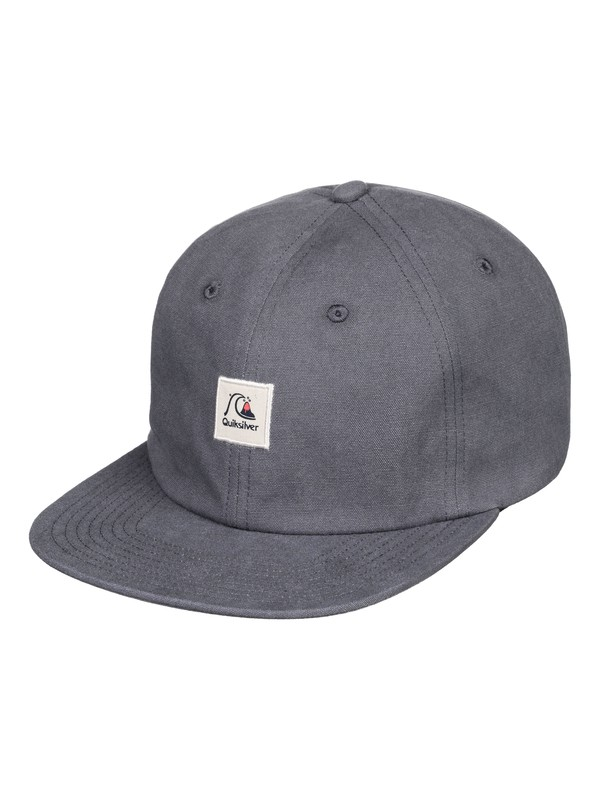 0 Cow Tipper Snapback Hat Black AQYHA04427 Quiksilver