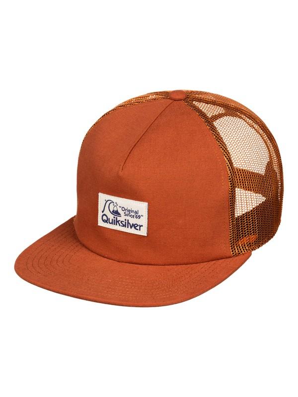 0 Floppy Trucker Hat Pink AQYHA04429 Quiksilver