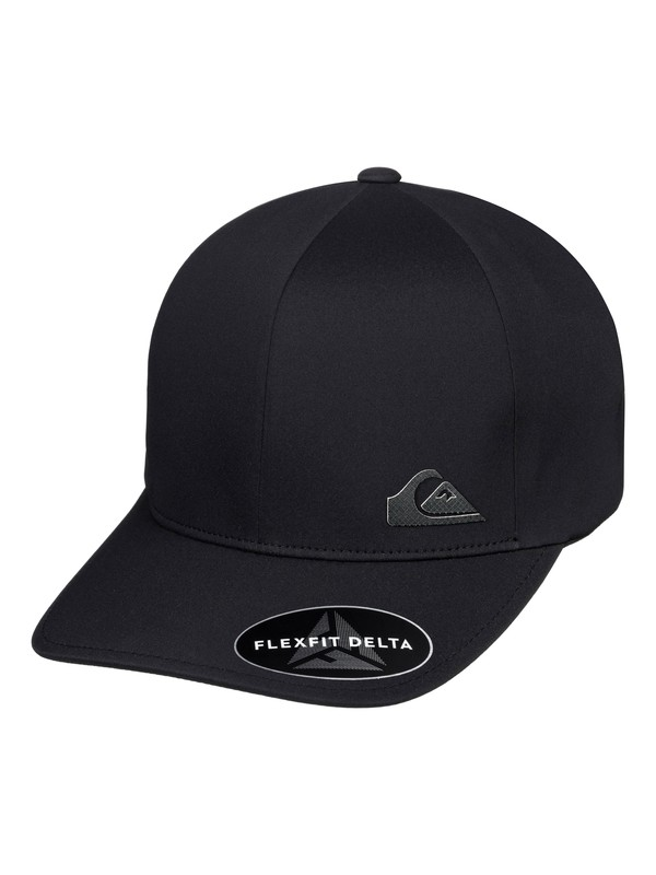 0 Bondair Flexfit® Hat Black AQYHA04455 Quiksilver