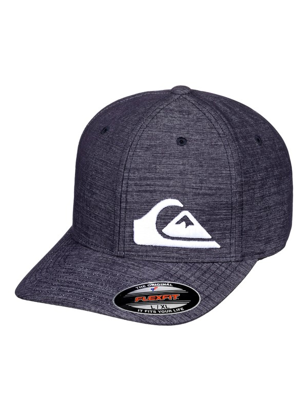 0 Final Snapback Hat Blue AQYHA04468 Quiksilver
