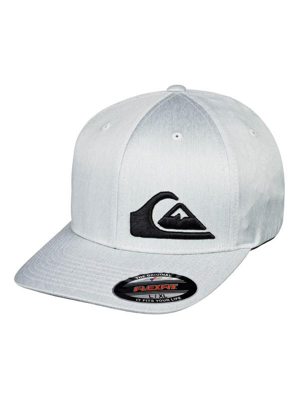0 Final Snapback Hat Grey AQYHA04468 Quiksilver