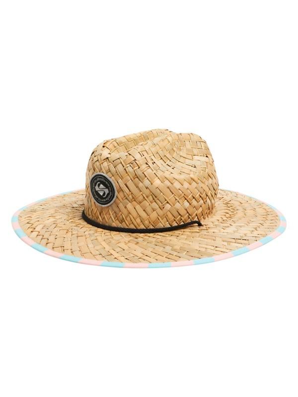 Outsider Echo Beach - Straw Lifeguard Hat for Men  AQYHA04998