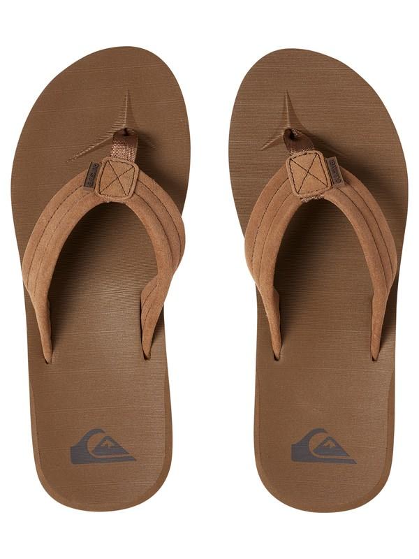 Carver Suede - Leather Sandals for Men  AQYL100030