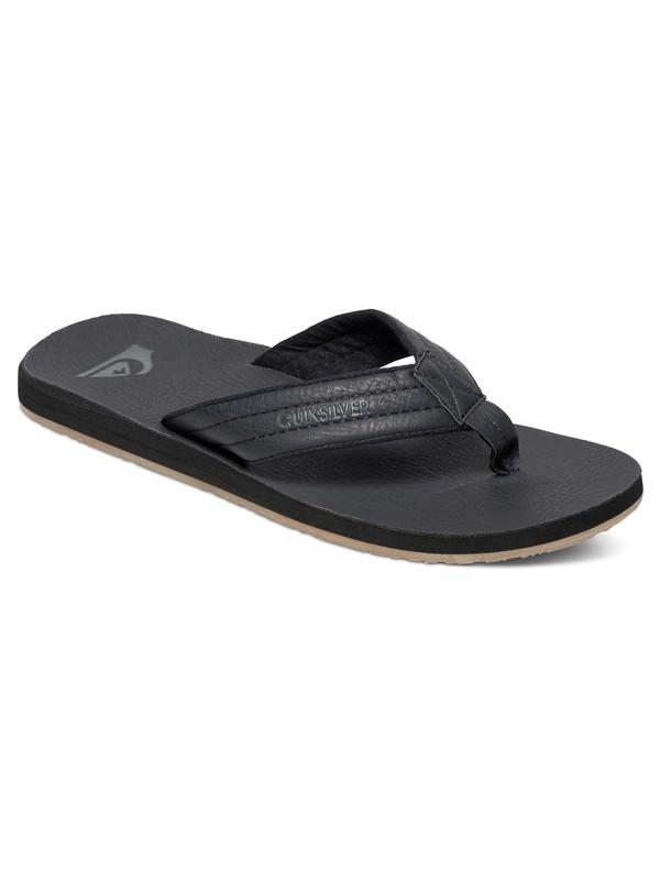 0 Carver Nubuck - Sandals Multicolor AQYL100040 Quiksilver