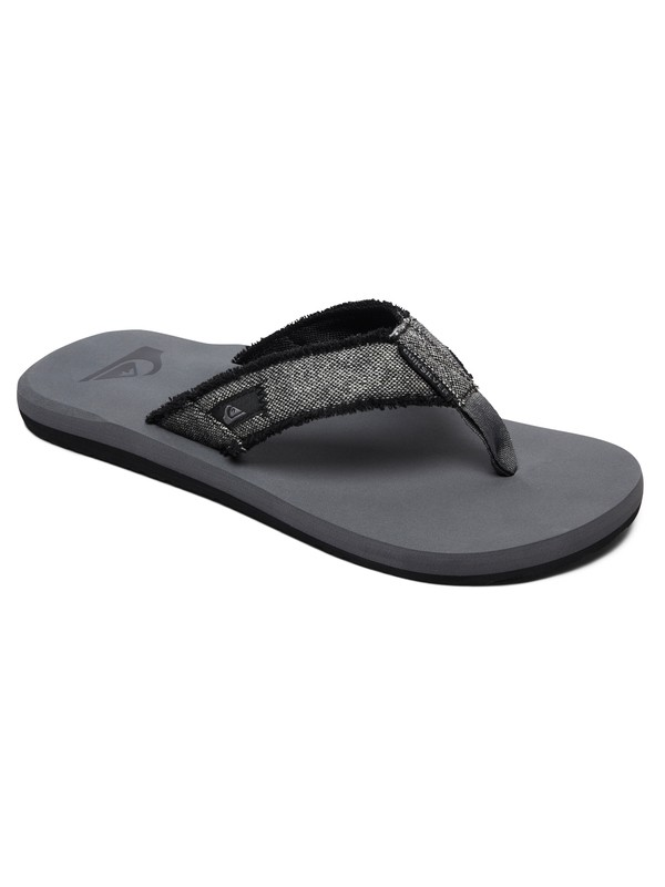 0 Monkey Abyss - Sandals Grey AQYL100047 Quiksilver