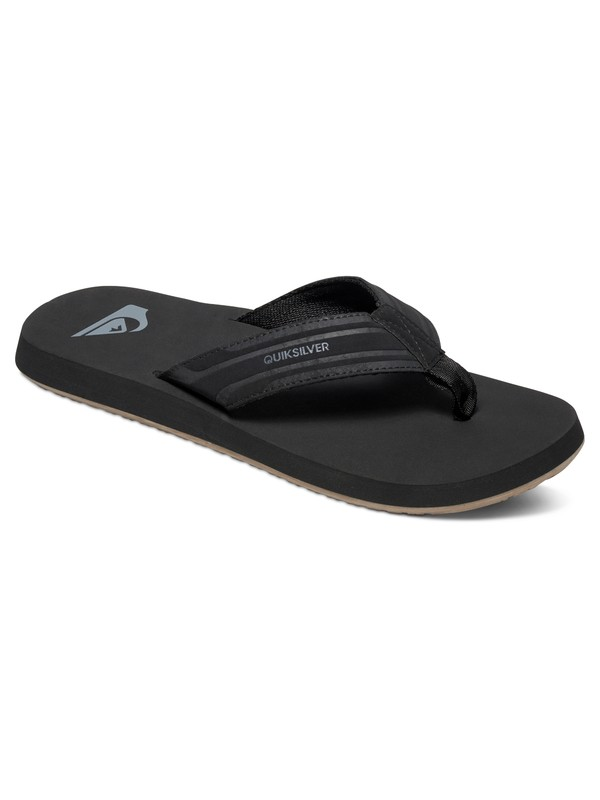 0 Monkey Wrench - Sandals for Men Black AQYL100048 Quiksilver