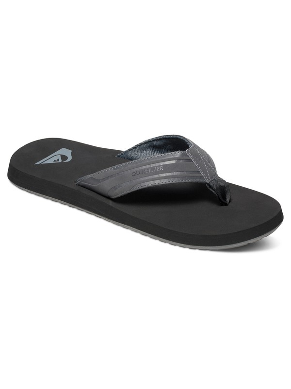 0 Monkey Wrench Sandals Grey AQYL100048 Quiksilver