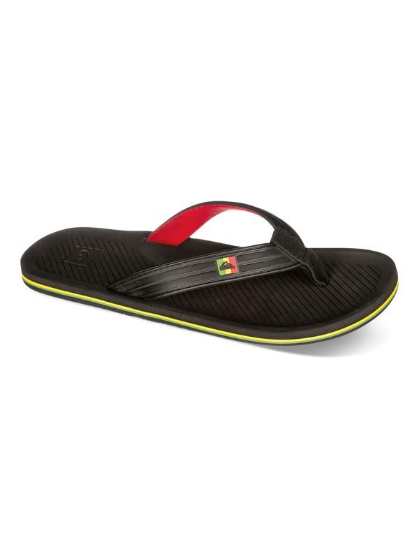 0 Haleiwa Deluxe Sandals  AQYL100067 Quiksilver