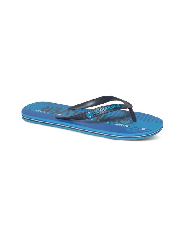0 Molokai Wordmark Sandals  AQYL100121 Quiksilver